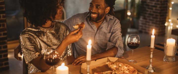 Enjoy Date Night in The Colony this Valentine's Day 2021 at Colony Crossing