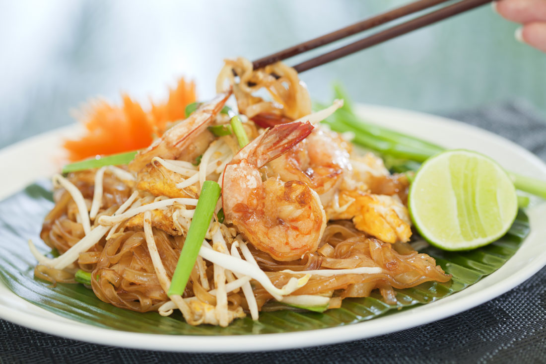 Find the Best Thai Food in The Colony at Ocha Thai & Asian Fusion